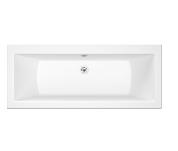ROCA The Gap Double Ended Bath 1700x700