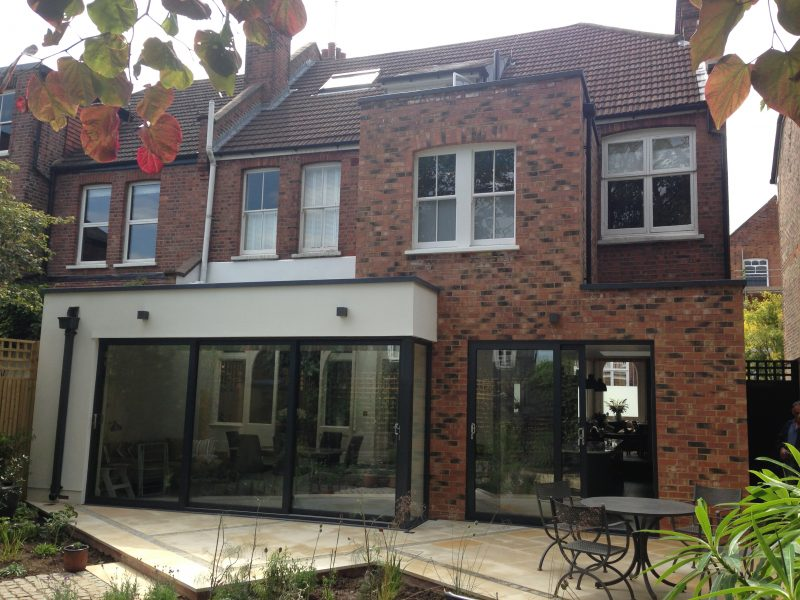 Highgate builders extension